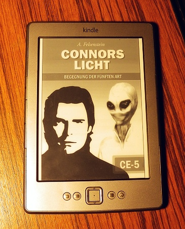 Science Fiction Bücher - Mein Kindle